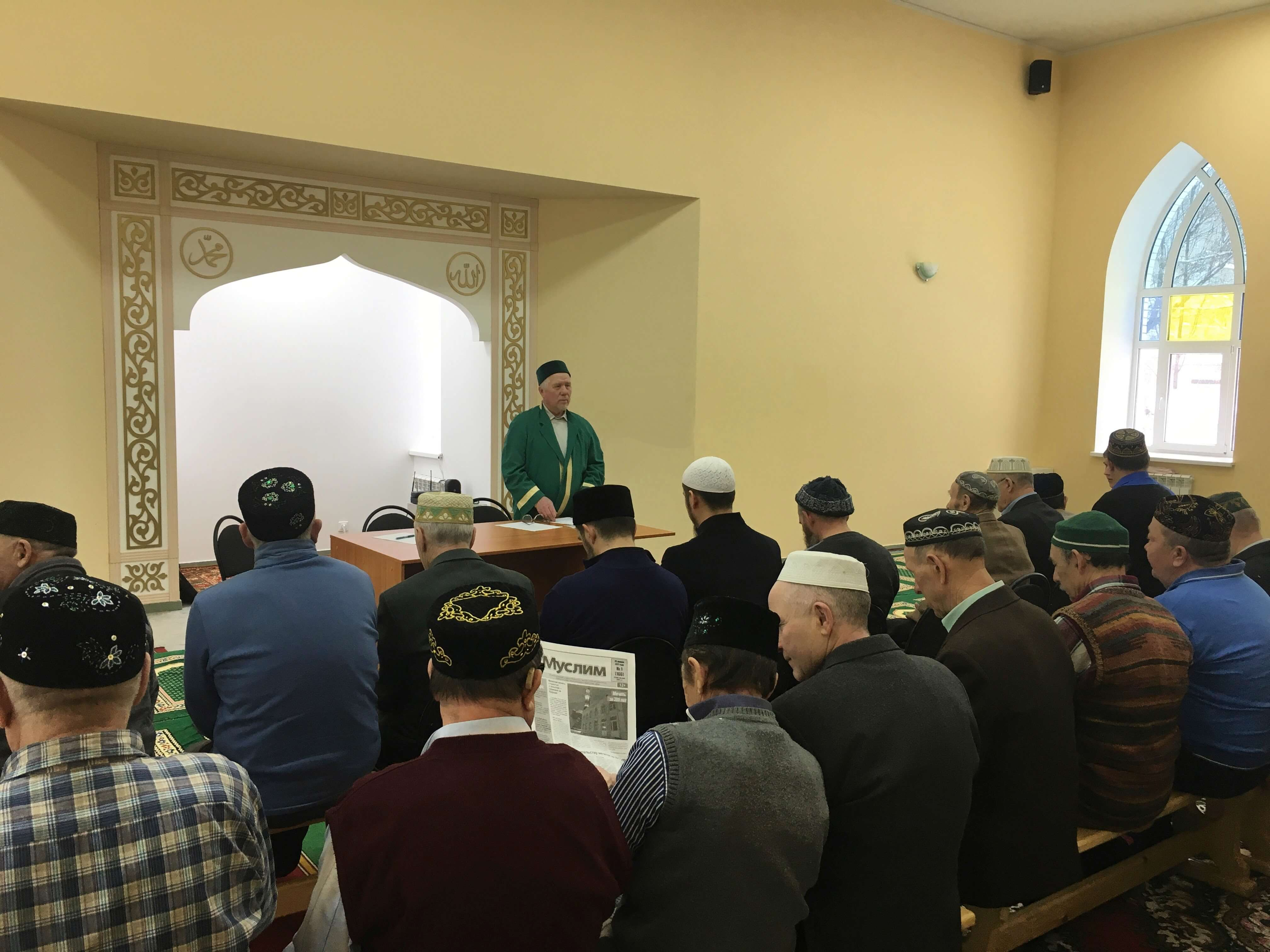 Зуфар-хазрат Сабреков, имам Глазова: Мечеть нужно оживлять своими молитвами