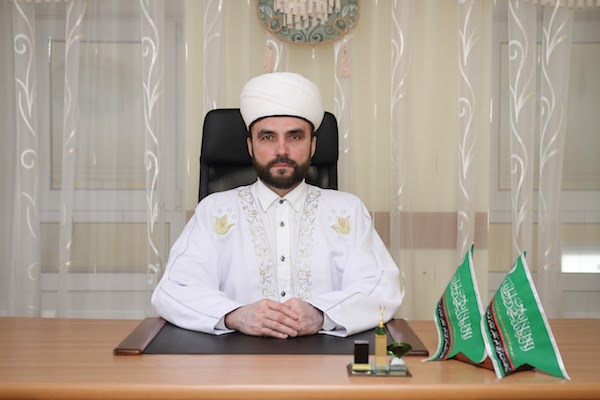 Муфтий Удмуртии Фаиз-хазрат Мухамедшин