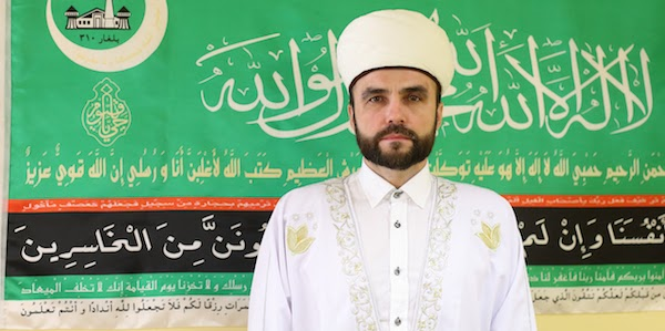 Муфтий УР Фаиз-хазрат