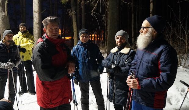 Фаиз-хазрат и Олег Бекмеметьев
