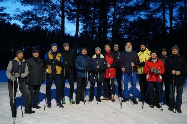 Муфтий совместно с прихожанами и Главой города О. Бикмеметьевым